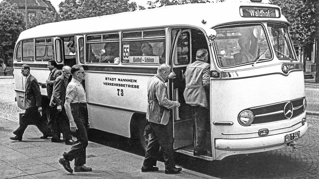 Mercedes-Benz Omnibus O321 HL (1957 bis 1964)