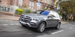 Mercedes-Benz Plug-in hybrids - The New EQ Power Family Frankfurt, September 2019