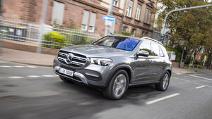 Mercedes-Benz Plug-in hybrids - The New EQ Power Family Frankfurt, September 2019