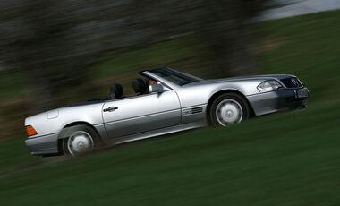 Mercedes-Benz R 126 600 SL