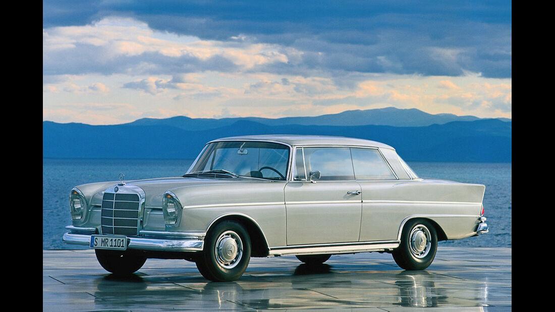Mercedes-Benz S-Coupé