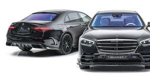 Mercedes-Benz S-Klasse Mansory Tuning W223
