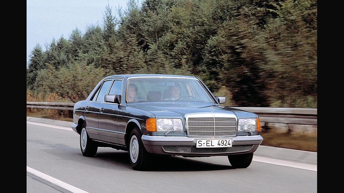 Mercedes-Benz S-Klasse (W126)