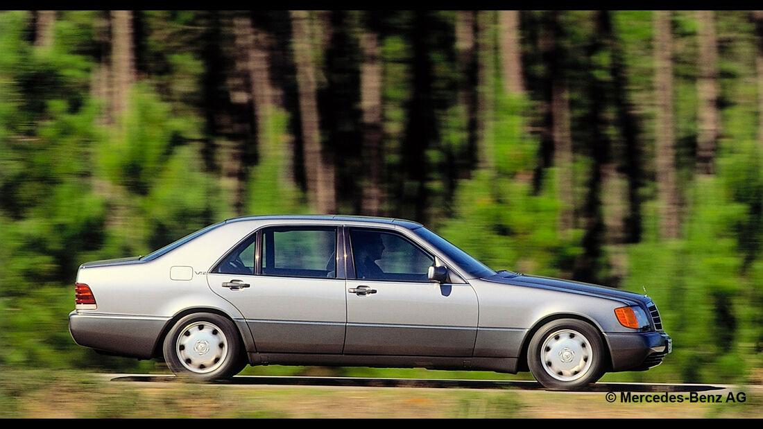 Mercedes-Benz S-Klasse W140 (1991-1994)