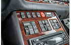 Mercedes-Benz S600, Bedienelemente