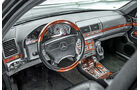 Mercedes-Benz S600, Cockpit