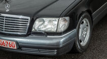 Mercedes-Benz S600, Frontscheinwerfer