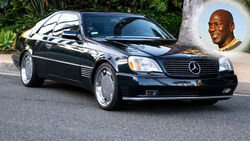Mercedes-Benz S600 Michael Jordan