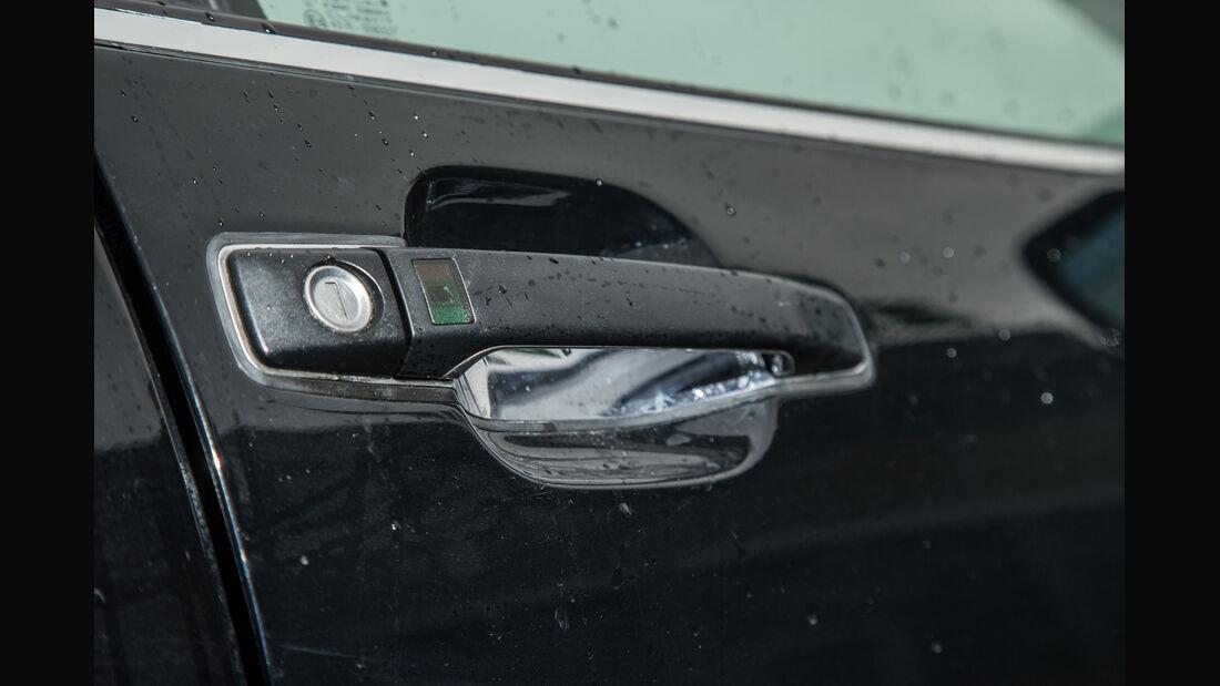 Mercedes-Benz S600, Türgriff