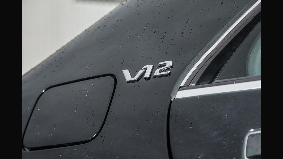 Mercedes-Benz S600, Typenbezeichnung