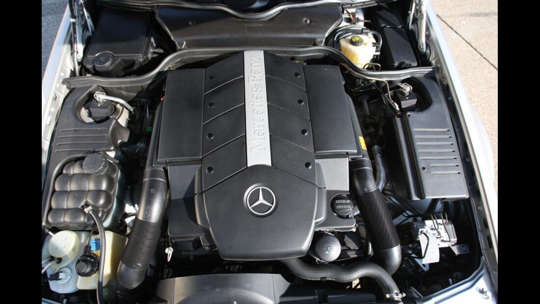 Mercedes-Benz SL 500  (R 129), Motor