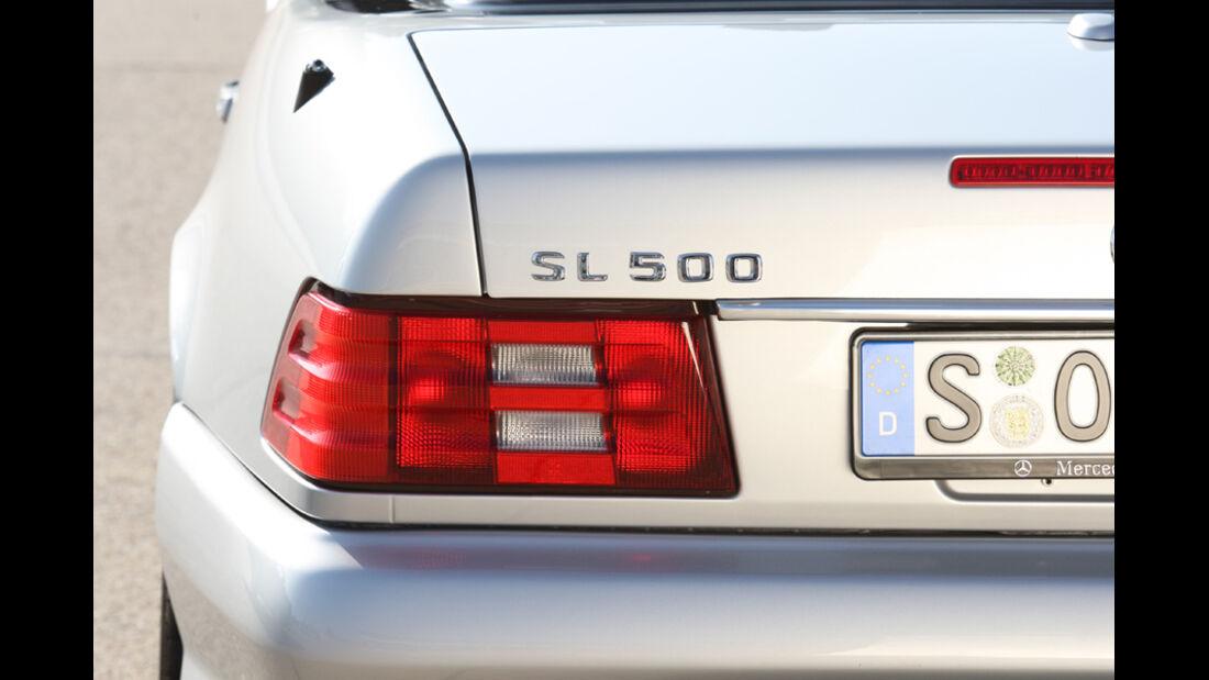 Mercedes-Benz SL 500  (R 129), Rücklicht