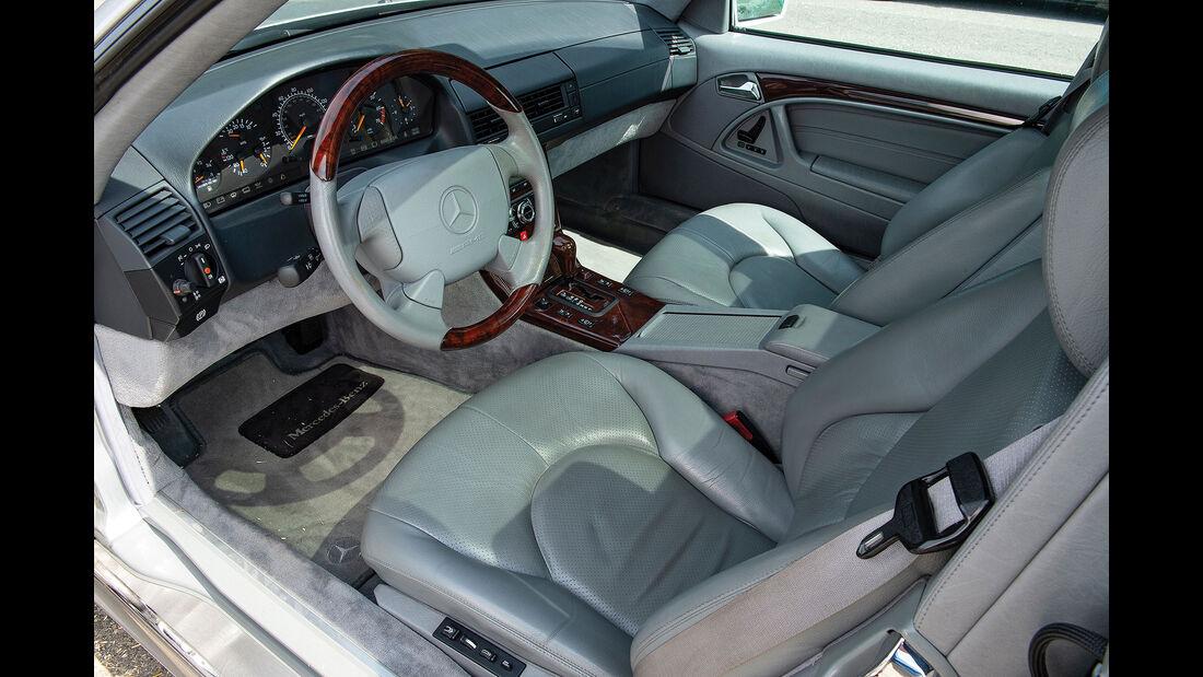 Mercedes-Benz SL 60 AMG (1997)
