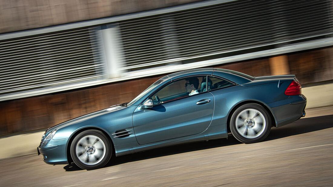 Mercedes-Benz SL, R 230, (2001-2011)
