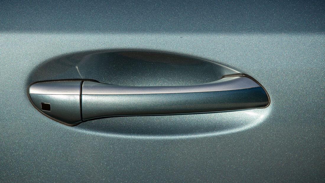 Mercedes-Benz SL, R 230, (2001-2011), Türgriff