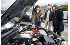 Mercedes-Benz SLK 200 Kompressor, Motor