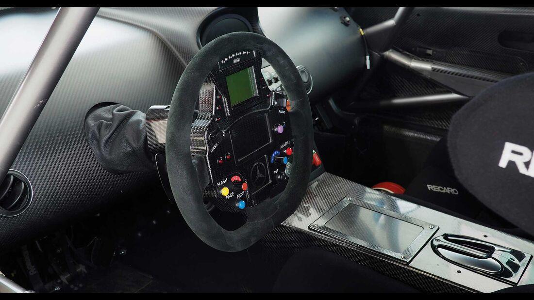 Mercedes-Benz SLR McLaren 722 GT (2008)