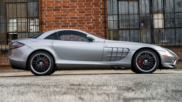 Mercedes-Benz SLR McLaren Edition 722