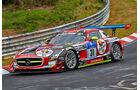 Mercedes-Benz SLS AMG GT3 - Car Collection Motorsport - Startnummer: #31 - Bewerber/Fahrer: Peter Schmidt, Christian Bracke, Heinz Schmersal, Horst - Klasse: SP9 GT3