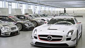 Mercedes-Benz SLS AMG GT3 Flügeltürer