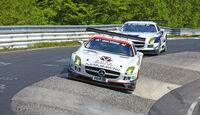 Mercedes-Benz SLS AMG GT3, Nordschleife