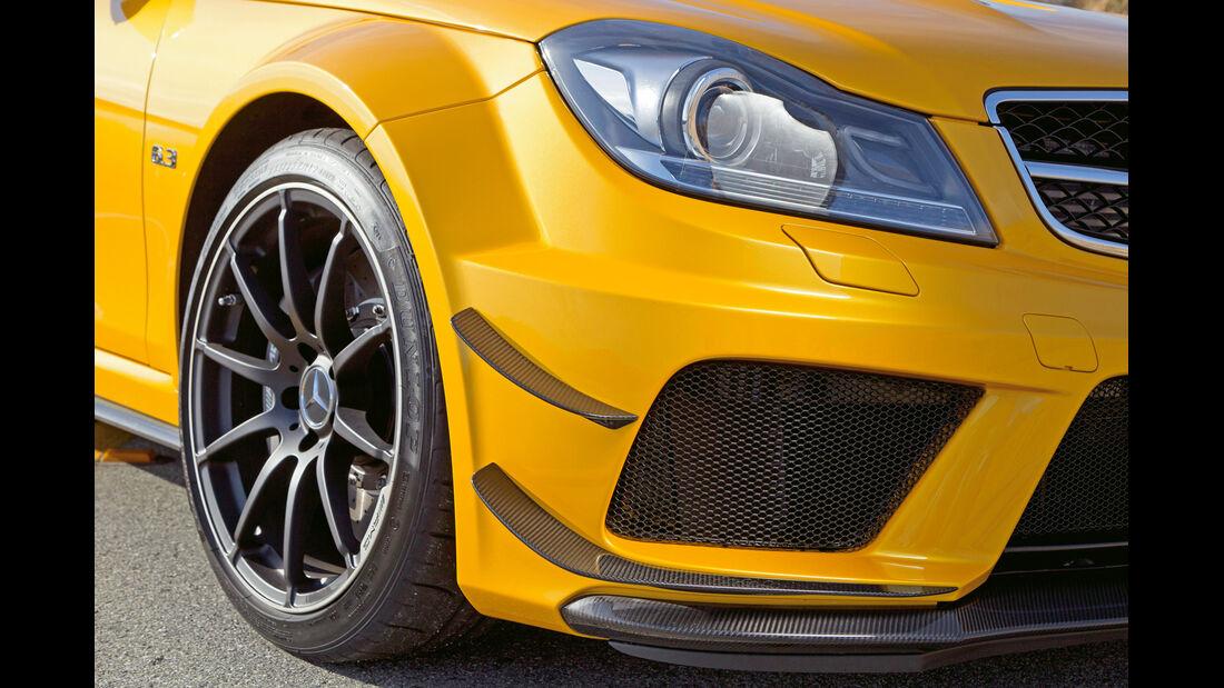 Mercedes-Benz SLS AMG GT3, Rad, Felge