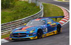 Mercedes-Benz SLS AMG GT3 - Team Premio - Startnummer: #33 - Bewerber/Fahrer: Rob Huff, Kenneth Heyer, Phillip Frommenwiler, Christian Krognes - Klasse: SP9 GT3