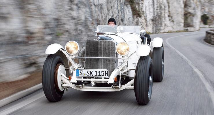 Mercedes-Benz SSK (1928), Motor Klassik Award 2013