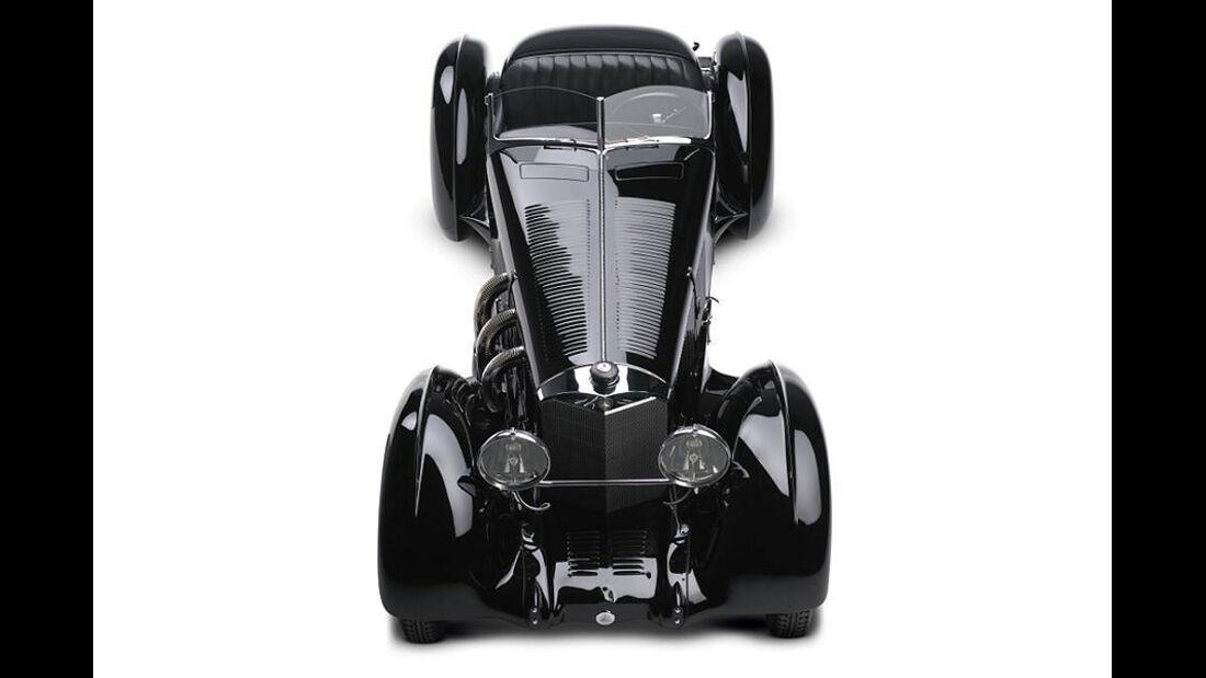 """Mercedes Benz SSK """"Comte Trossi"""" von 1930"""