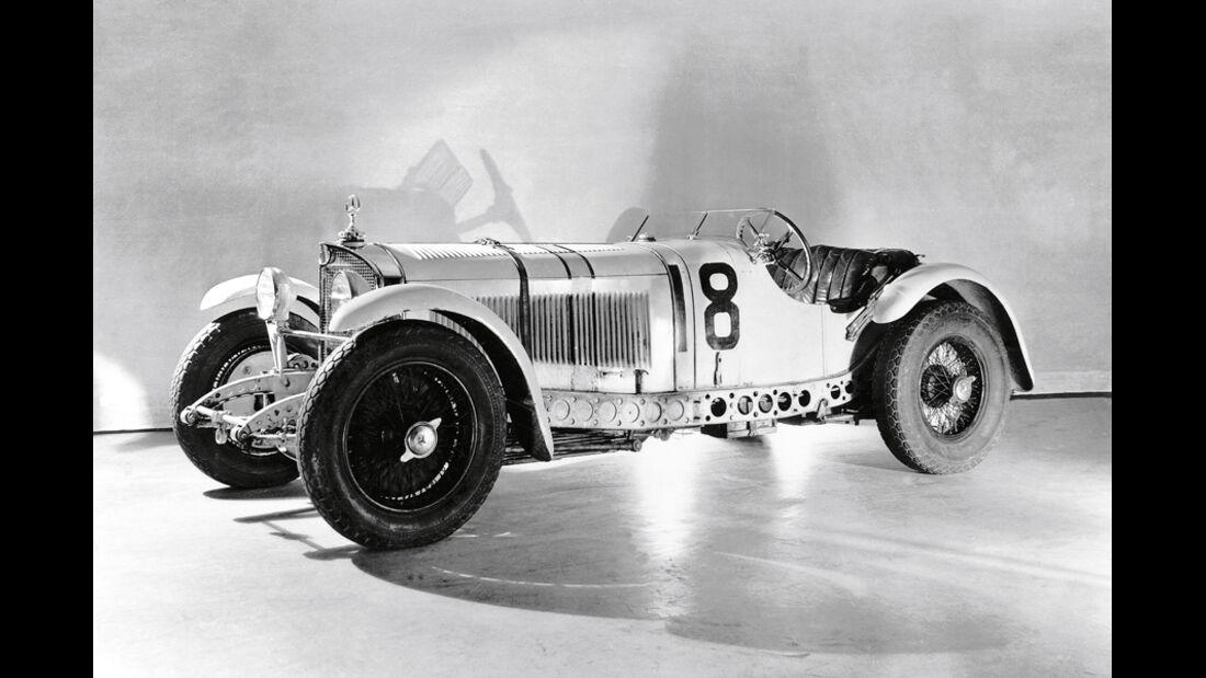 Mercedes Benz SSKL 1928
