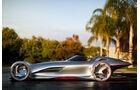 Mercedes-Benz Silberpfeil-Neuinterpretation