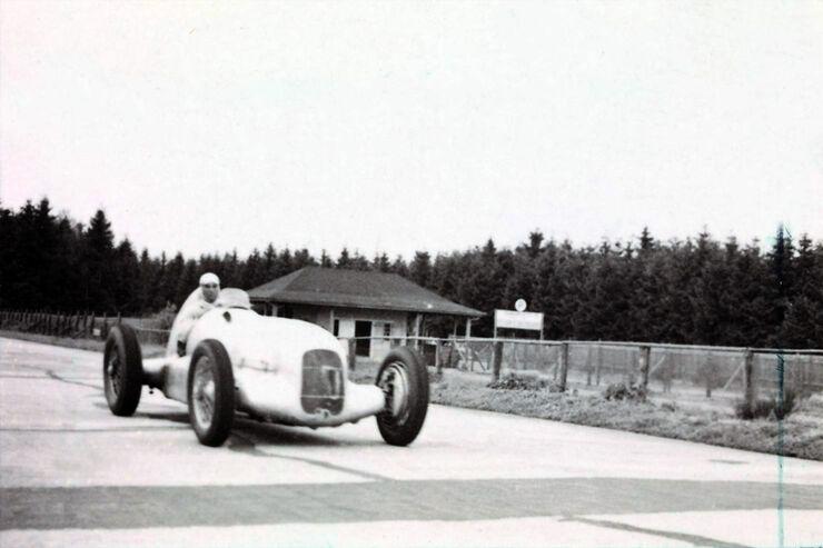 Mercedes-Benz Silberpfeile