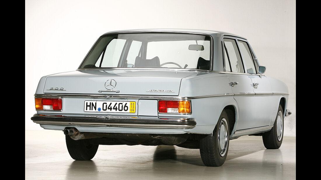 Mercedes-Benz Strichacht-Modelle