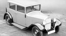 Mercedes-Benz Typ 170, Limousine, 1931 - 1936