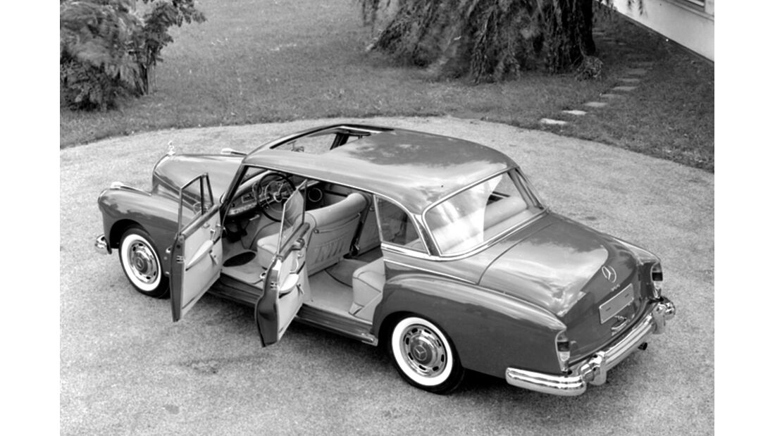 Mercedes-Benz Typ 300 d (Baureihe W 189, 1957 bis 1962)