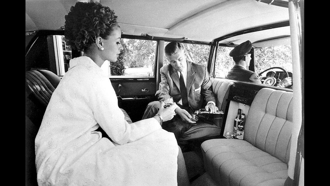 Mercedes-Benz Typ 600 (Baureihe W 100, 1964 bis 1981).