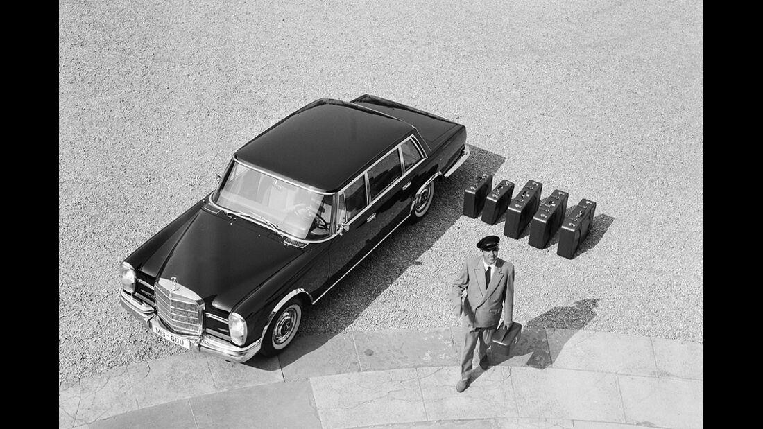 Mercedes-Benz Typ 600 (Baureihe W 100, 1964 bis 1981)