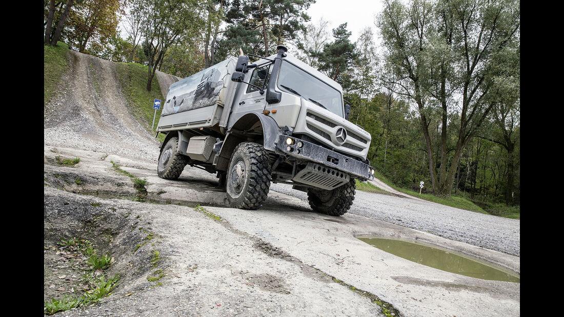 Mercedes-Benz Unimog hochgeländegängig Euro VI U 4023/U 5023