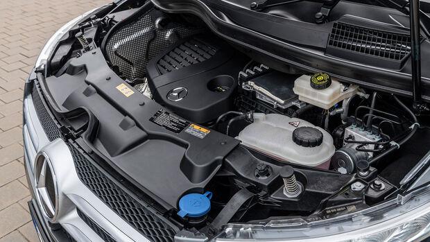 Mercedes-Benz V300d 4Matic, Motor
