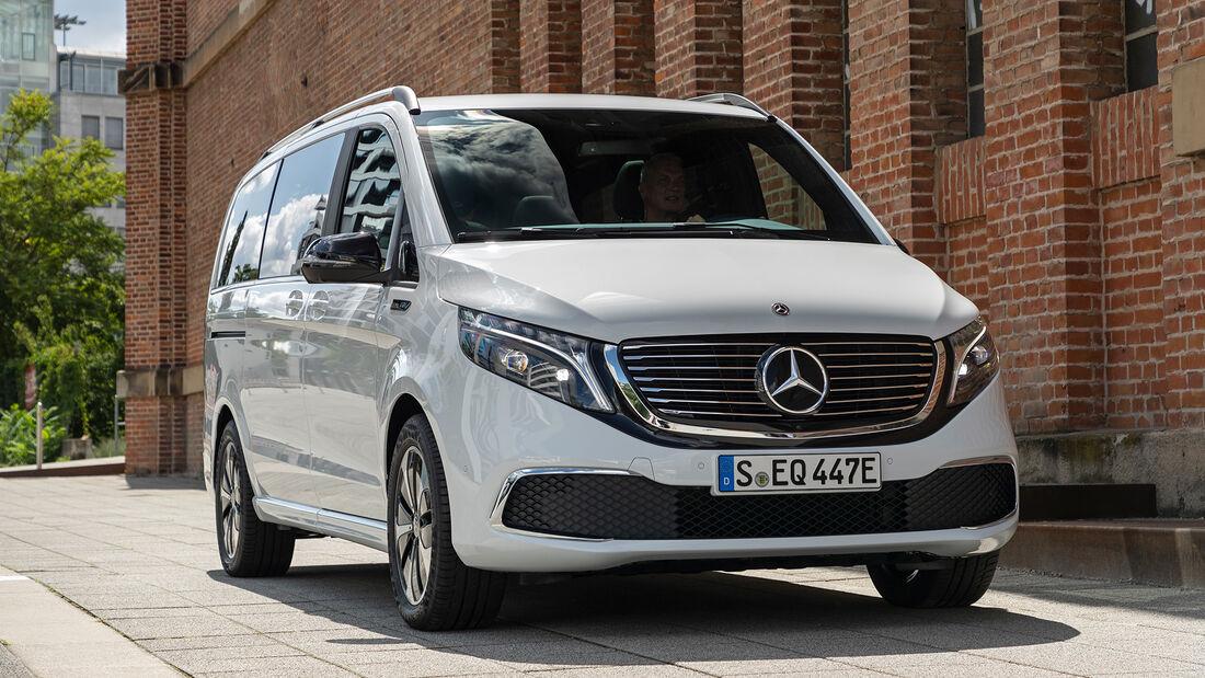 Mercedes-Benz Vans auf der Internationalen Automobil-Ausstellung 2019: Vom Pickup bis zur vollelektrischen GroßraumlimousineMercedes-Benz Vans at the 2019 IAA international motor show:  from pickups to fully electric MPVs