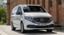 Mercedes-Benz Vans auf der Internationalen Automobil-Ausstellung 2019: Vom Pickup bis zur vollelektrischen Großraumlimousine