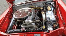 Mercedes-Benz W 108, Motor