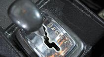 Mercedes-Benz W 108, Schalthebel, Schaltung