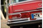 Mercedes-Benz W 108, Typenbezeichnung