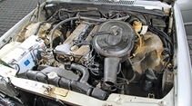 Mercedes-Benz W 116, Motor