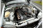 Mercedes-Benz W 126, Motor