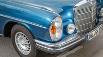 Mercedes-Benz W108, Kühlergrill