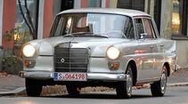 Mercedes-Benz W110, Frontansicht