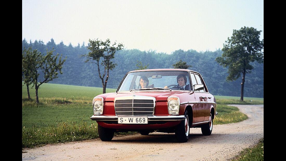 Mercedes-Benz W114 - W115 Strich-Acht /8
