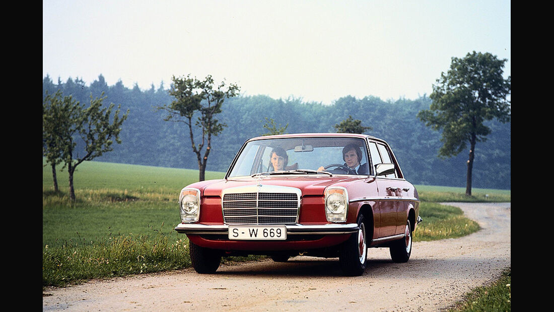 Mercedes-Benz W114 - W115 Strich-Acht /8